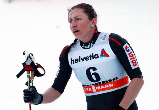 Tour de Ski był dla Justyny Kowalczyk niezwykle ciężki /Grzegorz Momot /PAP