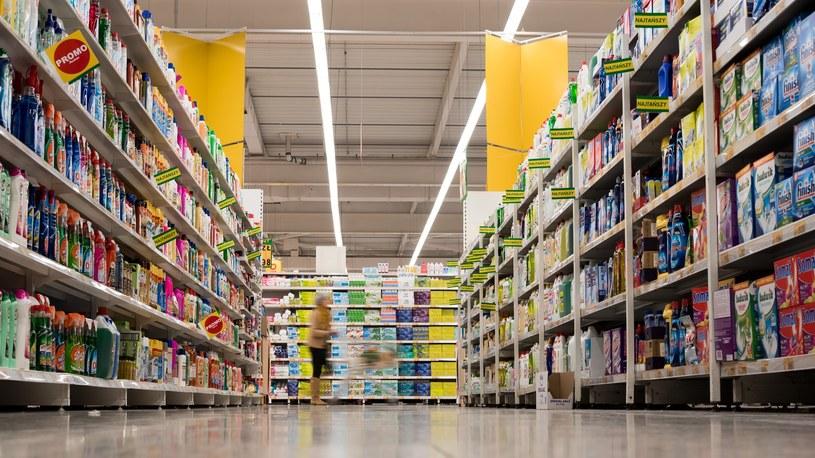 Towar w supermarkecie; zdj. ilustracyjne /Piotr Dziurman /Reporter