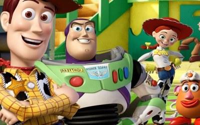 Toy Story 3 - motyw graficzny /Informacja prasowa