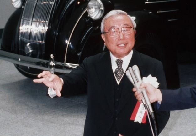 Toyoda na zdjęciu z 1989 roku /AFP