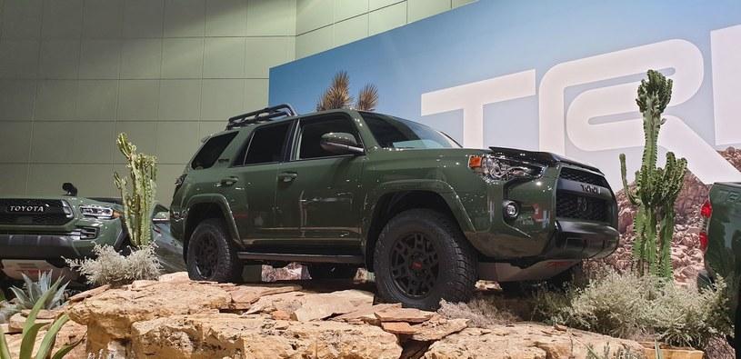 Toyota 4Runner /INTERIA.PL