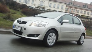 Toyota Auris 2007 - test