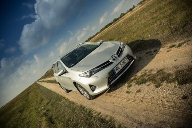 Toyota Auris Hybrid / Fot: spheresis.com /