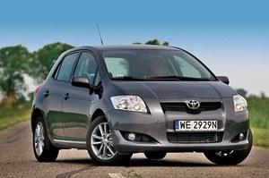 Toyota Auris I (2007-2013) /Motor