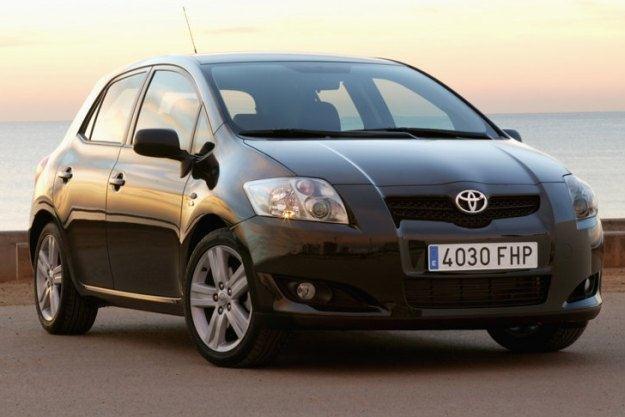 Toyota auris nie zniknie z Europy /