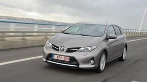 Toyota Auris - pierwsza jazda