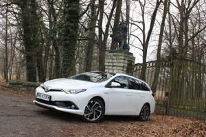 Toyota Auris Touring Sports Hybrid - zobacz, co znaleźliśmy w bagażniku!