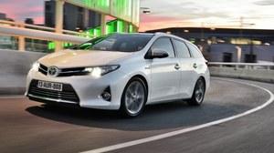 Toyota Auris Touring Sports - więcej informacji