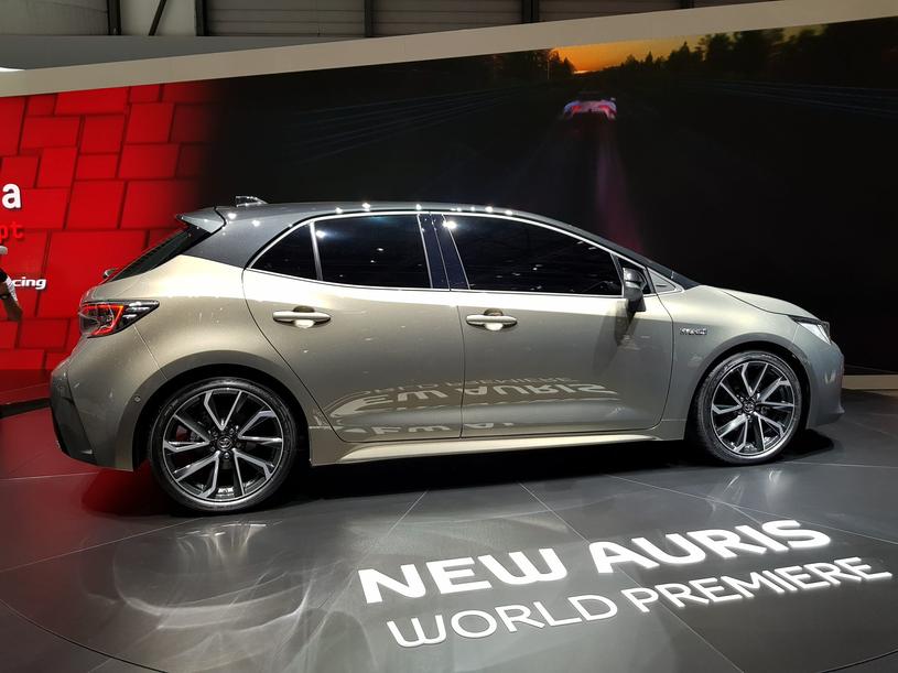 Toyota Auris /INTERIA.PL