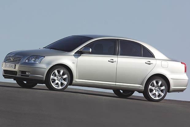 Toyota Avensis 2003 (kliknij) /INTERIA.PL