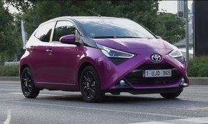 Toyota Aygo - bestseller odświeżony