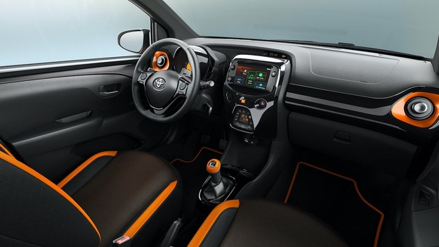 Toyota Aygo JBL Edition /