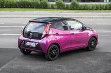 """0007NMEMO7W0BIML-C307 Toyota Aygo najchętniej kupowanym """"maluchem"""" w Polsce"""