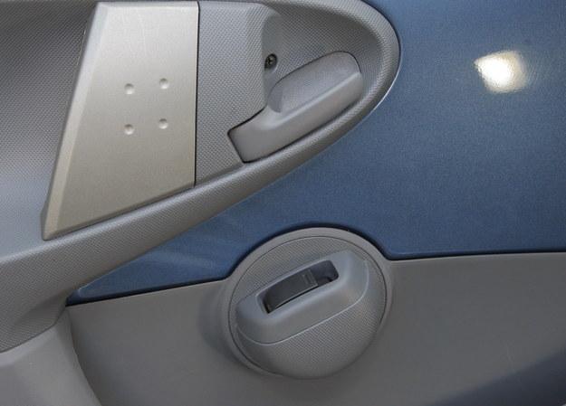 Toyota Aygo sterowanie /Motor