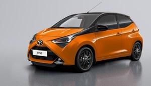 Toyota Aygo x-cite - dla lubiących zwracać uwagę