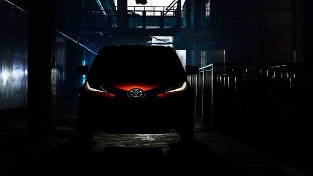 Toyota Aygo /Toyota