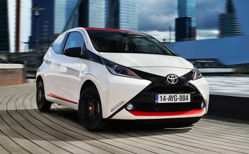 Toyota Aygo /