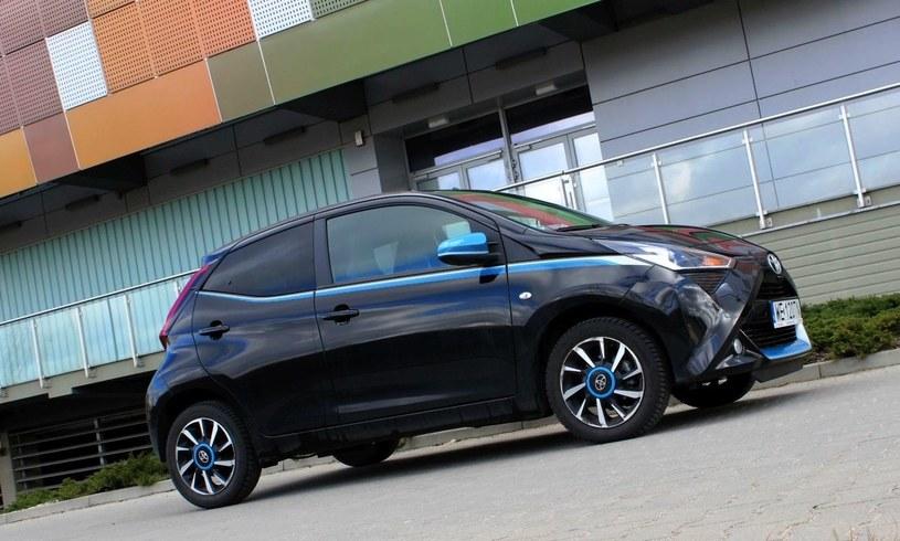 Toyota Aygo /INTERIA.PL