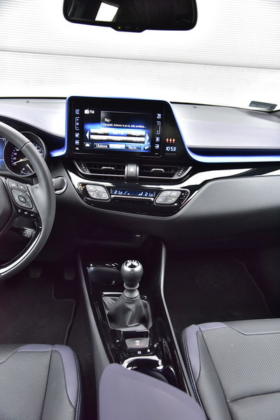 Toyota C-HR 1.2 Turbo Dynamic