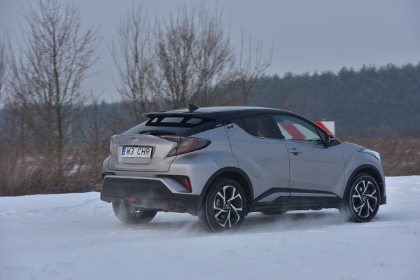 Toyota C-HR 1.2 Turbo Dynamic