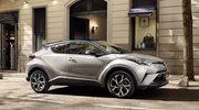 Toyota C-HR bogato wyposażona. Ceny