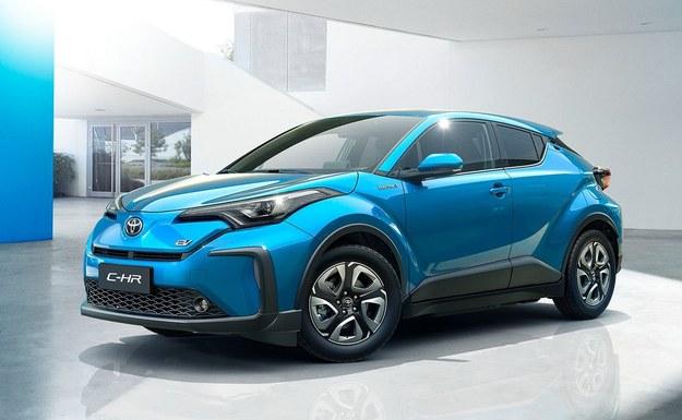 Toyota C-HR EV /