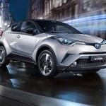 Toyota C-HR wyceniona. Ma szansę na sukces w Polsce?