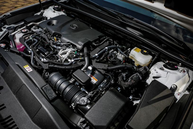 Toyota Camry /materiały prasowe