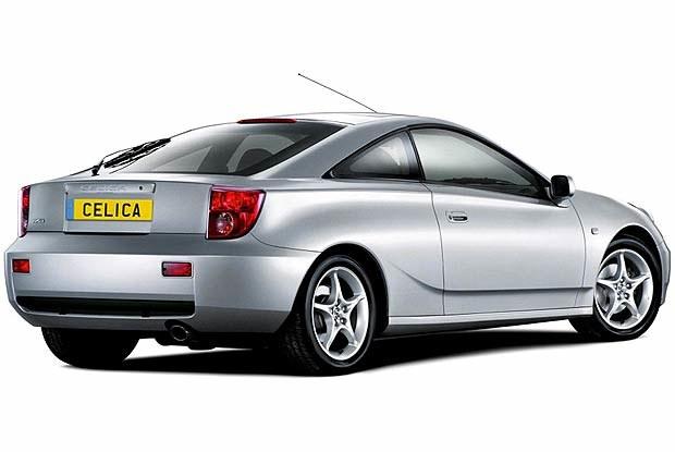 Toyota Celica 2003 (kliknij) /INTERIA.PL