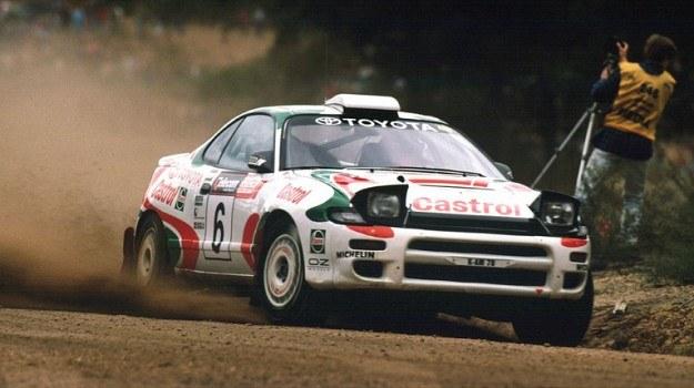 Toyota Celica GT-Four ST185 z 1993 roku /Toyota
