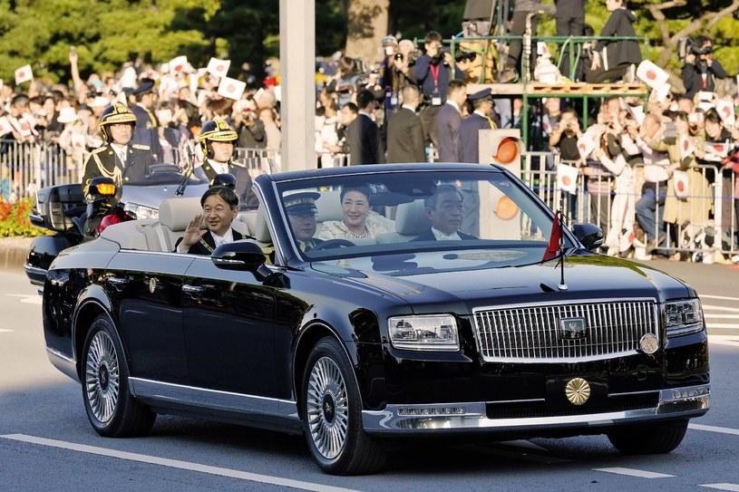 Toyota century convertible /AFP