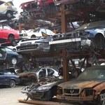 Toyota chce się zająć... złomowaniem samochodów