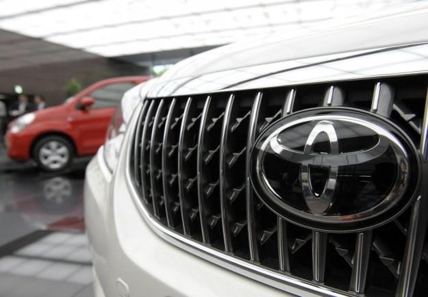 Toyota chce wydać aż miliard dolarów na wsparcie sprzedaży /AFP