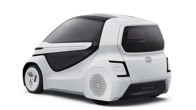 Toyota Concept-i Ride /Toyota