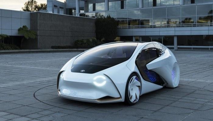 Toyota Concept-i /INTERIA.PL/informacje prasowe