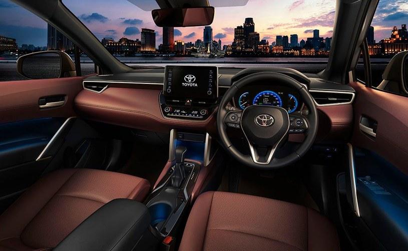 Toyota Corolla Cross /INTERIA.PL