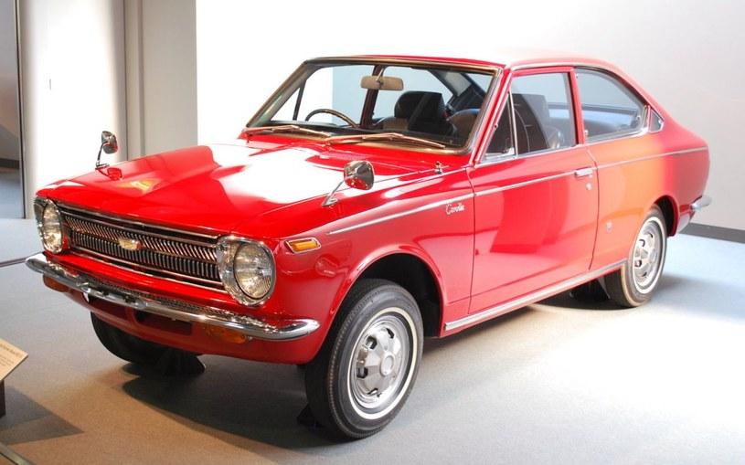 Toyota Corolla I generacji /INTERIA.PL