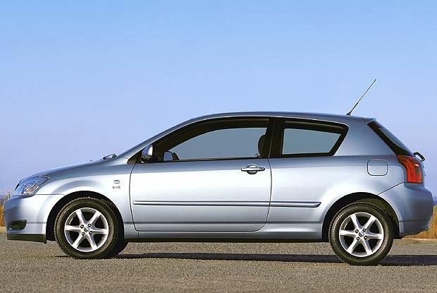 Toyota Corolla (kliknij) /INTERIA.PL