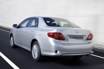 Toyota corolla / Kliknij /INTERIA.PL