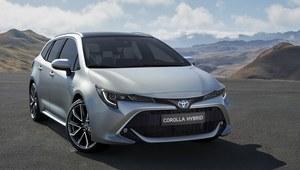 Toyota Corolla Touring Sports zaprezentowana