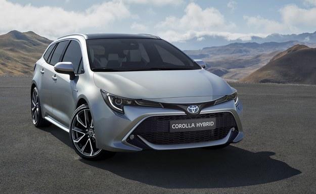 Toyota Corolla Touring Sports /Toyota