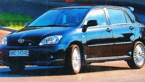 Toyota Corolla TTE - GTI na zamówienie
