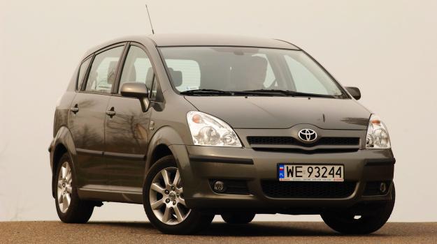 Toyota Corolla Verso /Motor