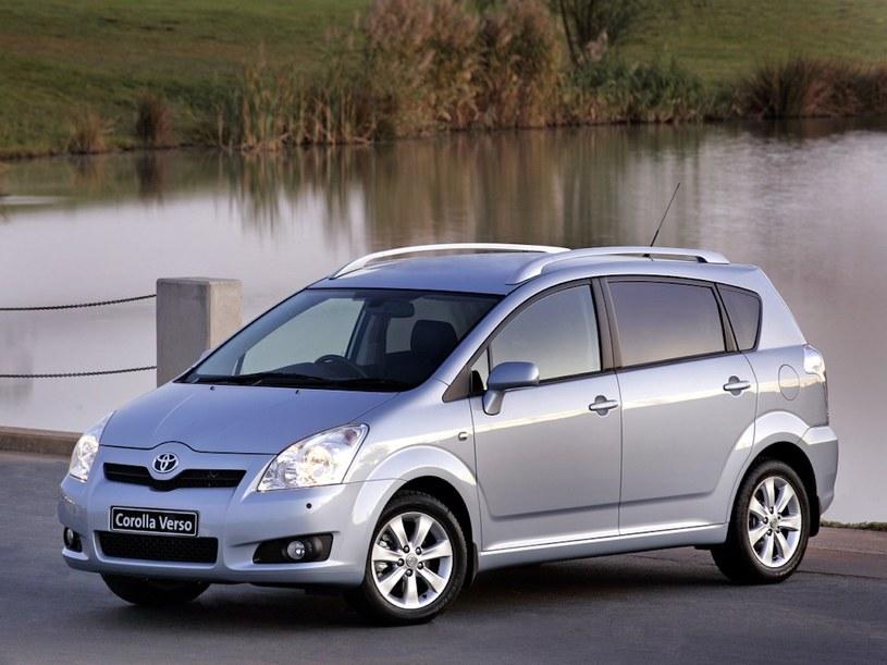 Toyota Corolla Verso /