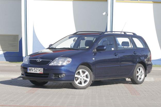 Toyota Corolla /Motor