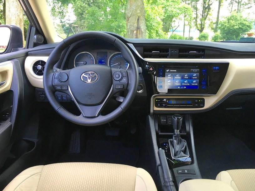 """Dodatkowe Toyota Corolla - pierwsza jazda. Czy """"daddy"""" jest teraz bardziej WI06"""
