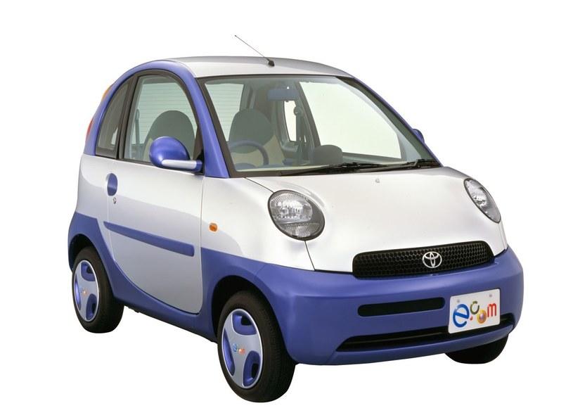 Toyota eCom /