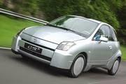 Toyota ES3 - pierwszy samochód, w którym na szeroką skalę zastosowano bioplastik / Kliknij /INTERIA.PL