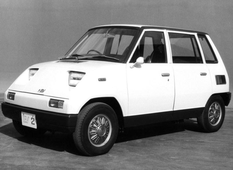 Toyota EV2 /