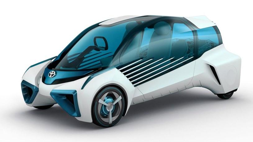 Toyota FCV Plus /